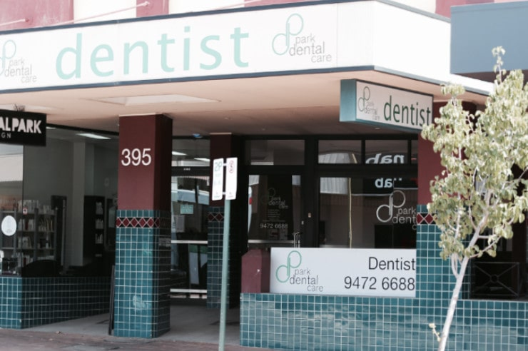 Park Dental Care Street View